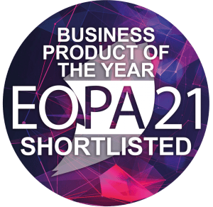 EOPA 21 Shortlisted Business Product of the Year