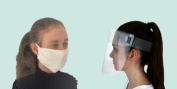 Exacompta PPC Face Masks and Visors