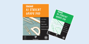 Clairefontaine Chartwell Graph Art Pads