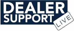 Dealer Support Live Logo