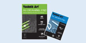 Clairefontaine Technik Art Pads
