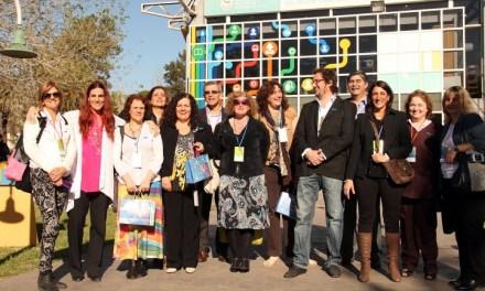 La FCEFN estuvo presente en el 6to Seminario de RUEDA