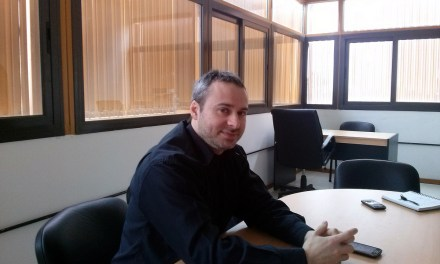 Intensa agenda del Dr. Leonardo Ferres en su visita a nuestra Facultad