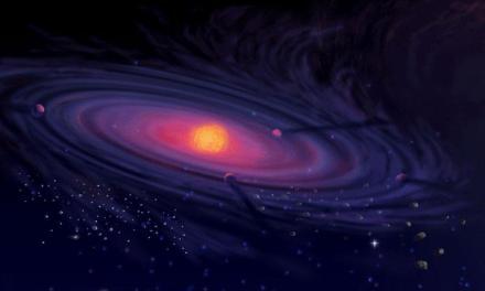 Astronomía: cargo para Profesor Ordinario JTP