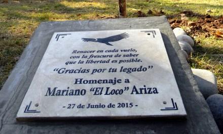 Emotivo homenaje a Mariano Ariza por el Día del Biólogo