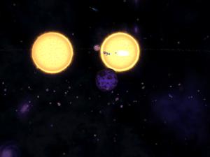estrellas binarias