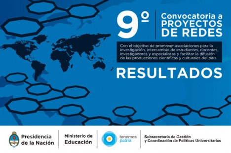 """Nuestra Facultad en la convocatoria """"Redes Internacionales 9"""""""