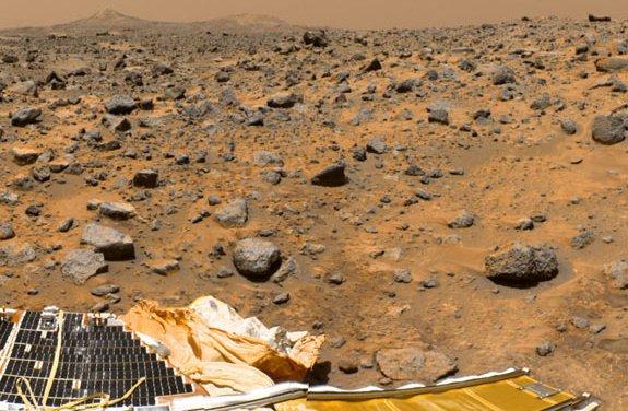 Seminario: Marte, los meteoritos SNC y la astrobiología