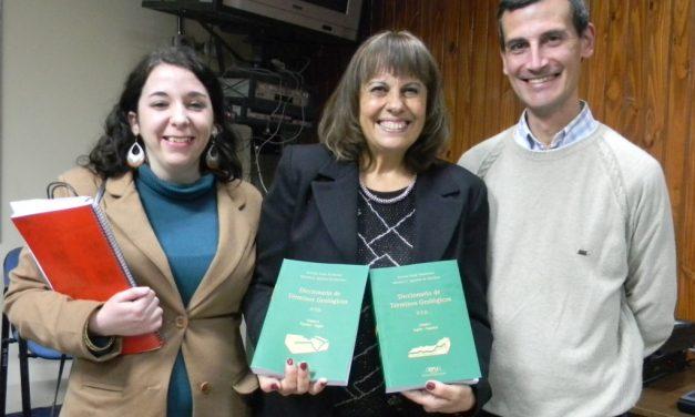 Presentación del Diccionario de términos geológicos Español – Inglés/ Inglés – Español