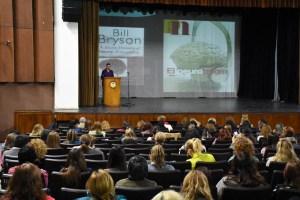 Inauguración Seminario en Eduación