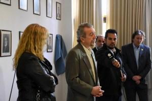 Néstor Wedmann ingresa a la galería de decanos mandato cumplido
