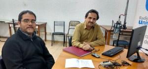 Sergio Zapata, director del Instituto de Informática de la FCEFN