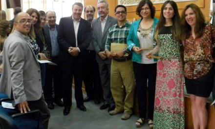 Investigadores de Exactas recibieron el Premio Domingo Faustino Sarmiento