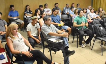 Permafrost y Ambiente Periglacial en el Seminario Abierto de la FCEFN