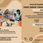 Curso de Posgrado: Video Juegos y Educación
