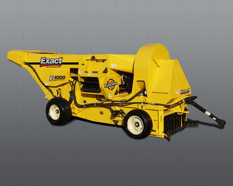 Exact E-4000 Harvester