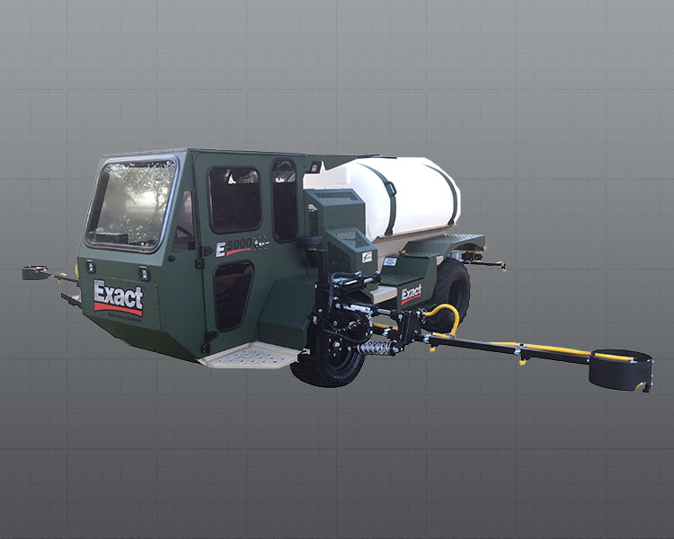 Exact E-5000 Sprayer