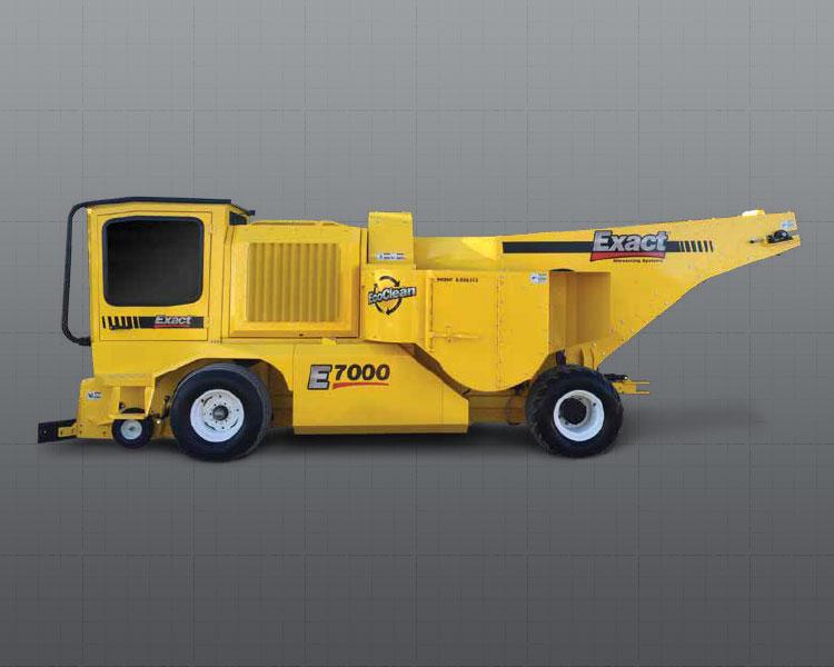 Exact E-7000 SP Harvester