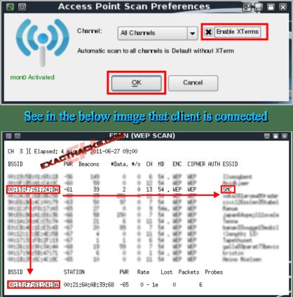 WiFi contrasinal exacto Hacks Ferramenta