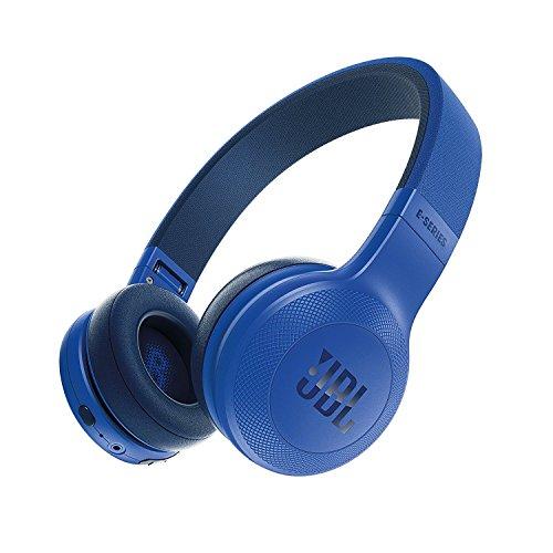 JBL E45BT On-Ear Wireless Headphones Blue – ExactlyBest