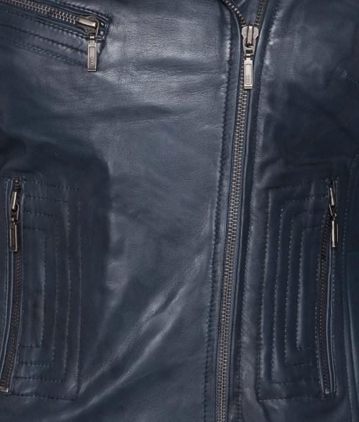 RBM-dames jasje blauw 497