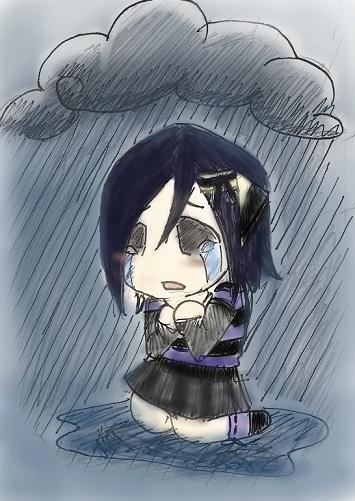 Emo Anime Boy Wallpaper Hoy No Llueve De Gana Para M 237 La Lluvia Tiene Un