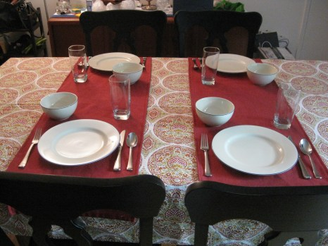 table cloth and runner project 015