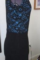 Side zipper