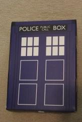 The TARDIS Christmas Box