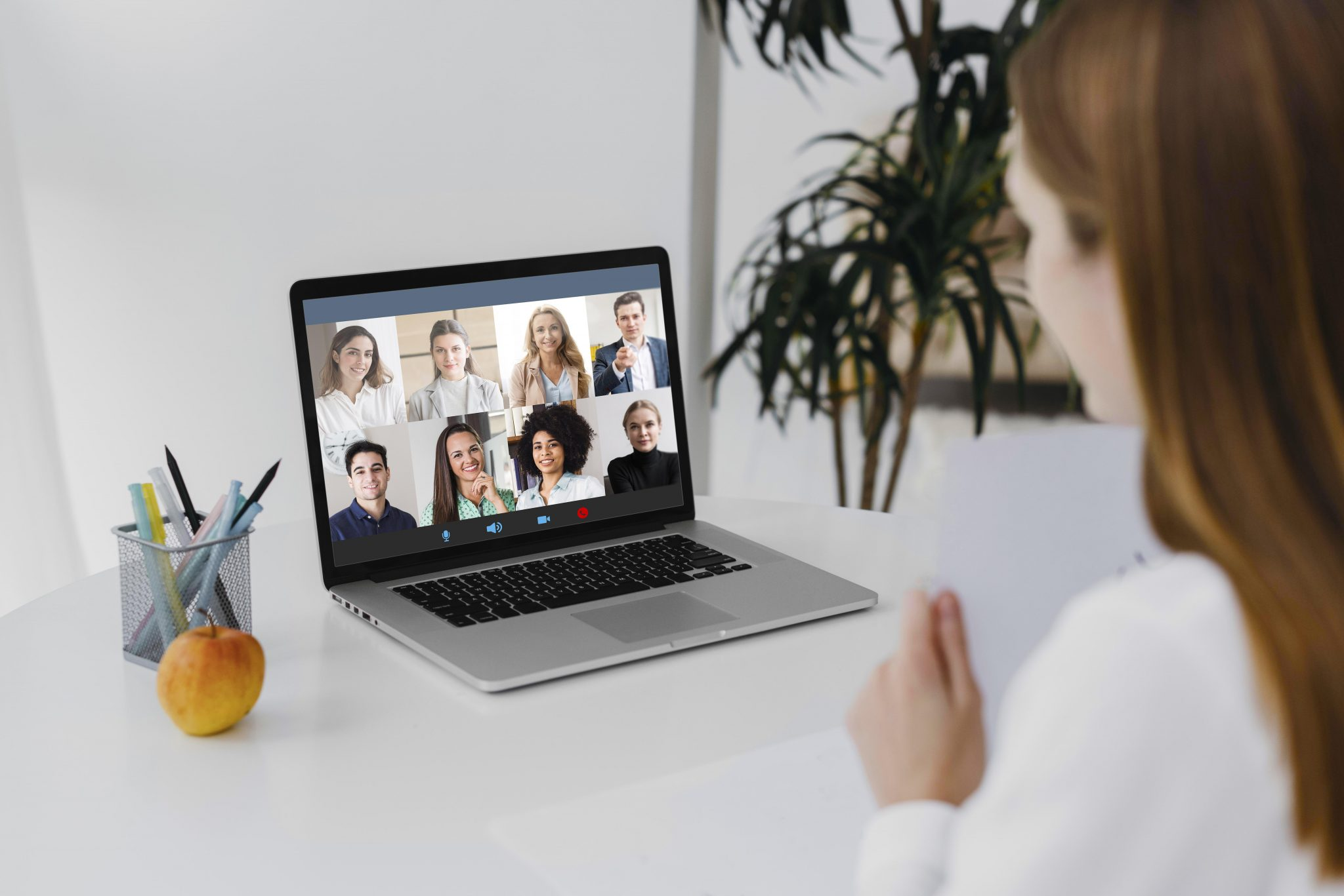 Embarquer un groupe de travail (à distance)