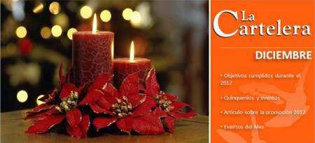 La Cartelera Diciembre 2012