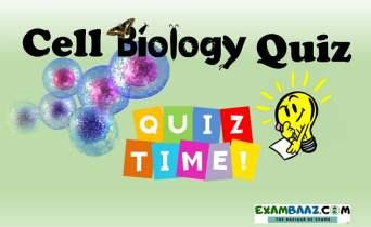 Cell Biology Quiz