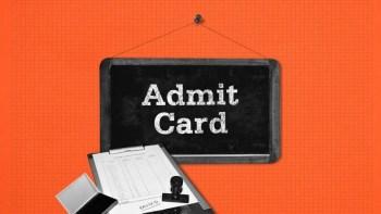UBTER Staff Nurse Admit Card 2021 Download