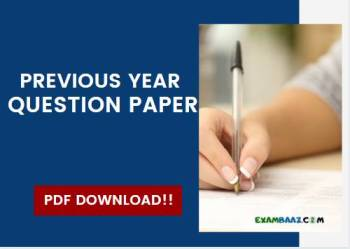 MP Police Constable Previous Year Paper PDF Download - in Hindi /English