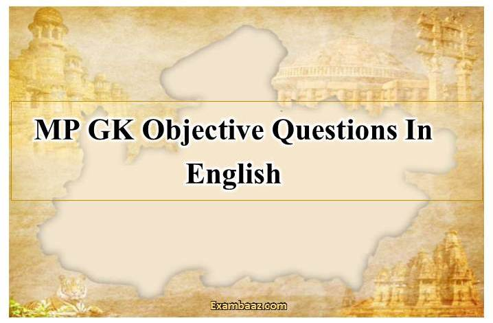 MP GK Question in English