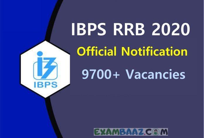 IBPS RRB 2020 Notification PDF Download