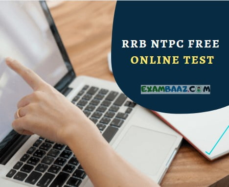 Online Railway NTPC Exam Test In Hindi