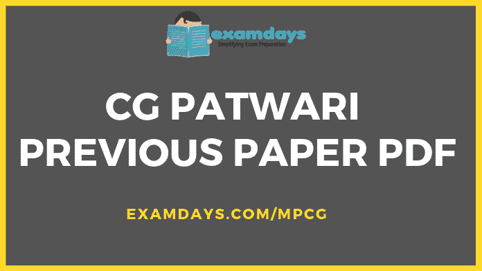 Chhattisgarh General Knowledge 2015 Pdf
