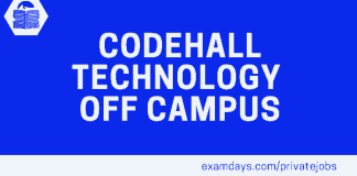 CodeHall Technology Off Campus