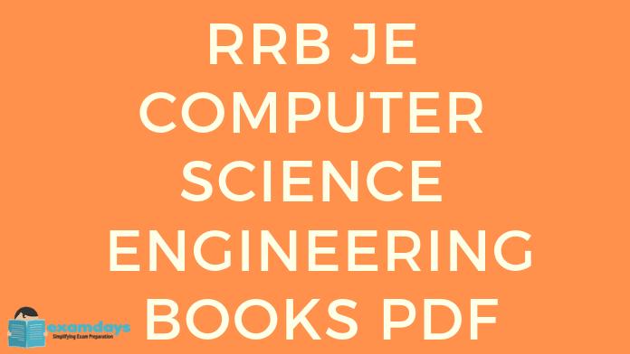 Rrb Je Books Pdf