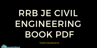 rrbje civil engineering book