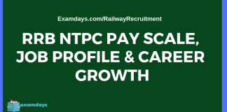 rrb ntpc pay scale