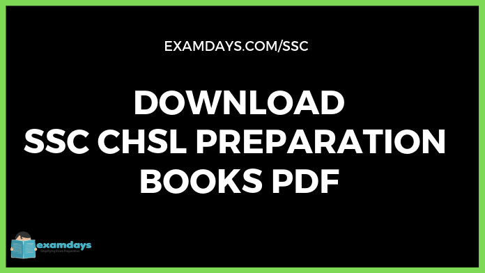 ssc chsl books pdf