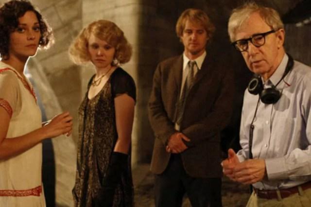 Woody Allen volta às telonas com Meia Noite em Paris | Exame