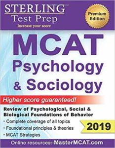Best MCAT Psychology Book 2019-2020 - Exam Genius