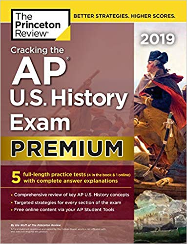 Best History Books 2020.Best Ap Us History Books May 2020 Exam