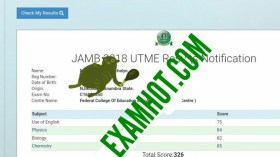 2019 JAMB Runs | 2019 JAMB CBT Expo | 2019/2020 JAMB Utme Questions And Answers