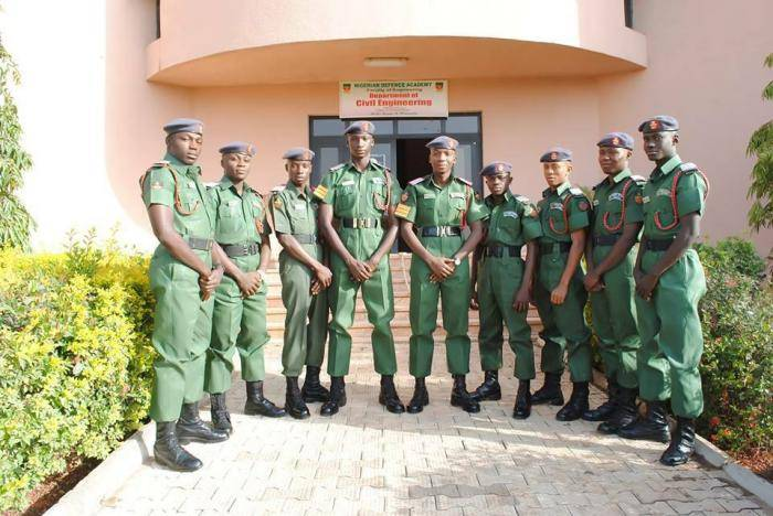 NDA 71st Regular Course Admission For 2019/2020 Announced