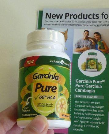 ¿Qué es Garcinia Cambogia Pure?