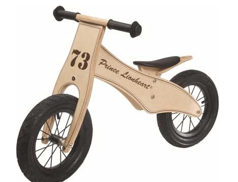 Bicicleta de equilibrio Lionel Prince